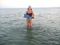Babsy im Roten Meer