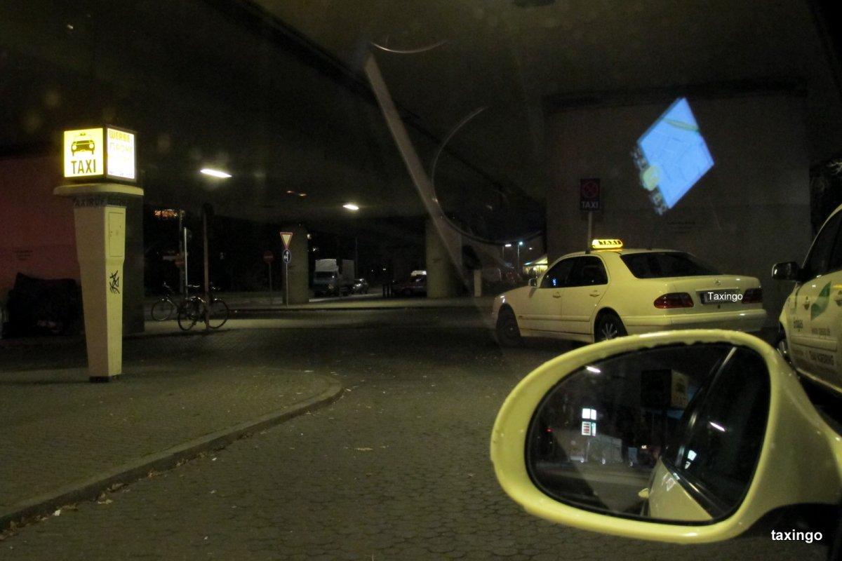 Am Breitenbach in der Nacht