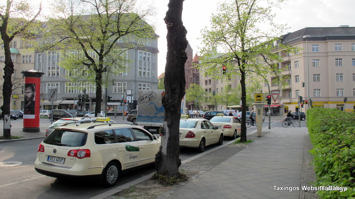 Durlach - Taxihalte Durlacher Str.