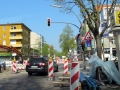 Albrecht/Halske schon wieder Baustelle!