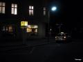 Friedrich-Wilhelm Platz - zur späten Stunde