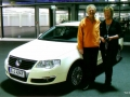 Neues Taxi am 4.3.2010 - Autostadt Wolfsburg