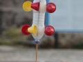 Ideen muss man haben - sebst gebastelter Windmesser