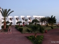 Hotelanlage zum Strand