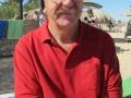 Taxingo am Strand