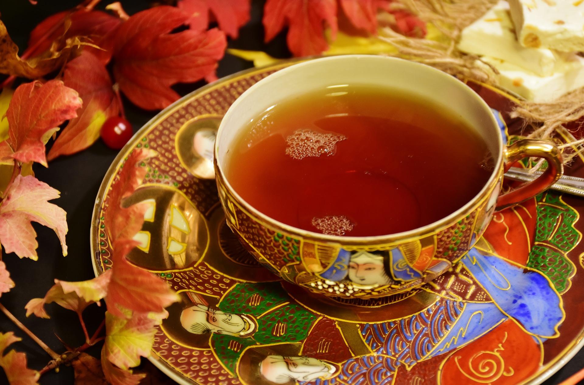 und was ist mit Tee..?