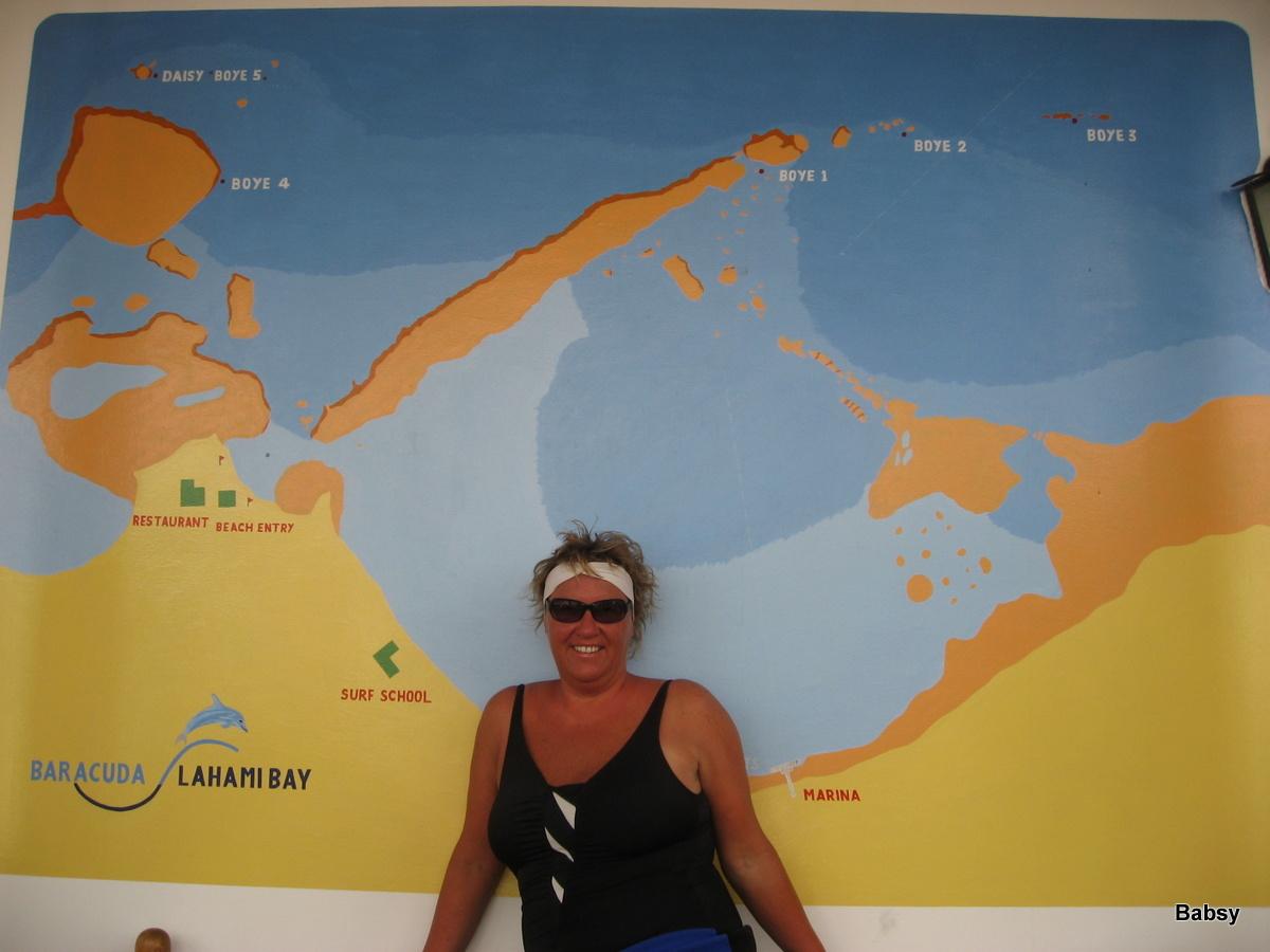 Lahami Bay - wunderschöne weite Rifflandschaften