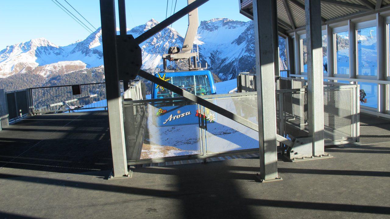 Gipfelstation Weisshorn