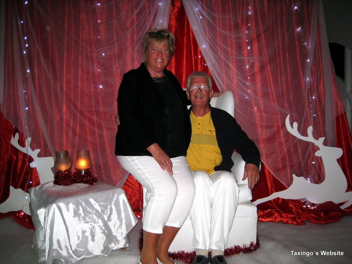 Babsy und Taxingo Heiligabend im Shama Alam