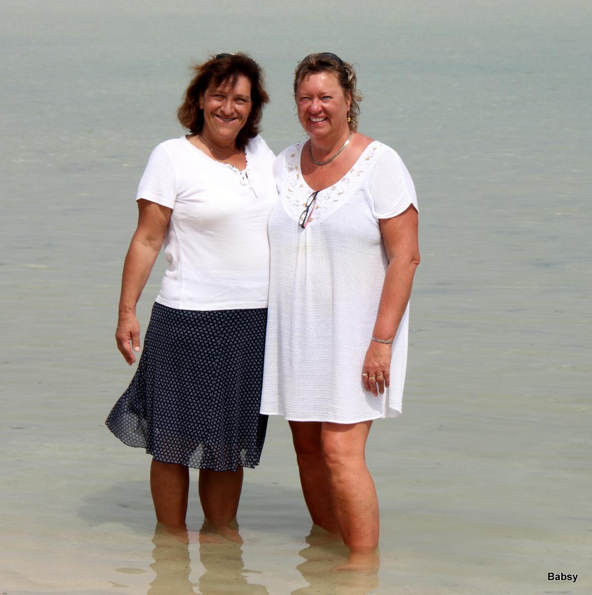 Ursula und Babsy