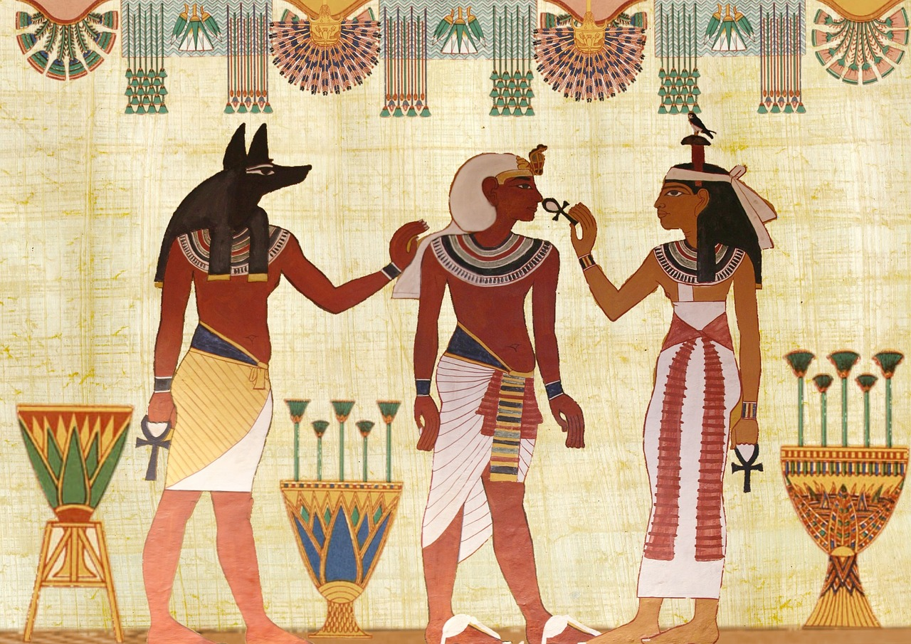 Ägypten - Hochkultur -Geschichte