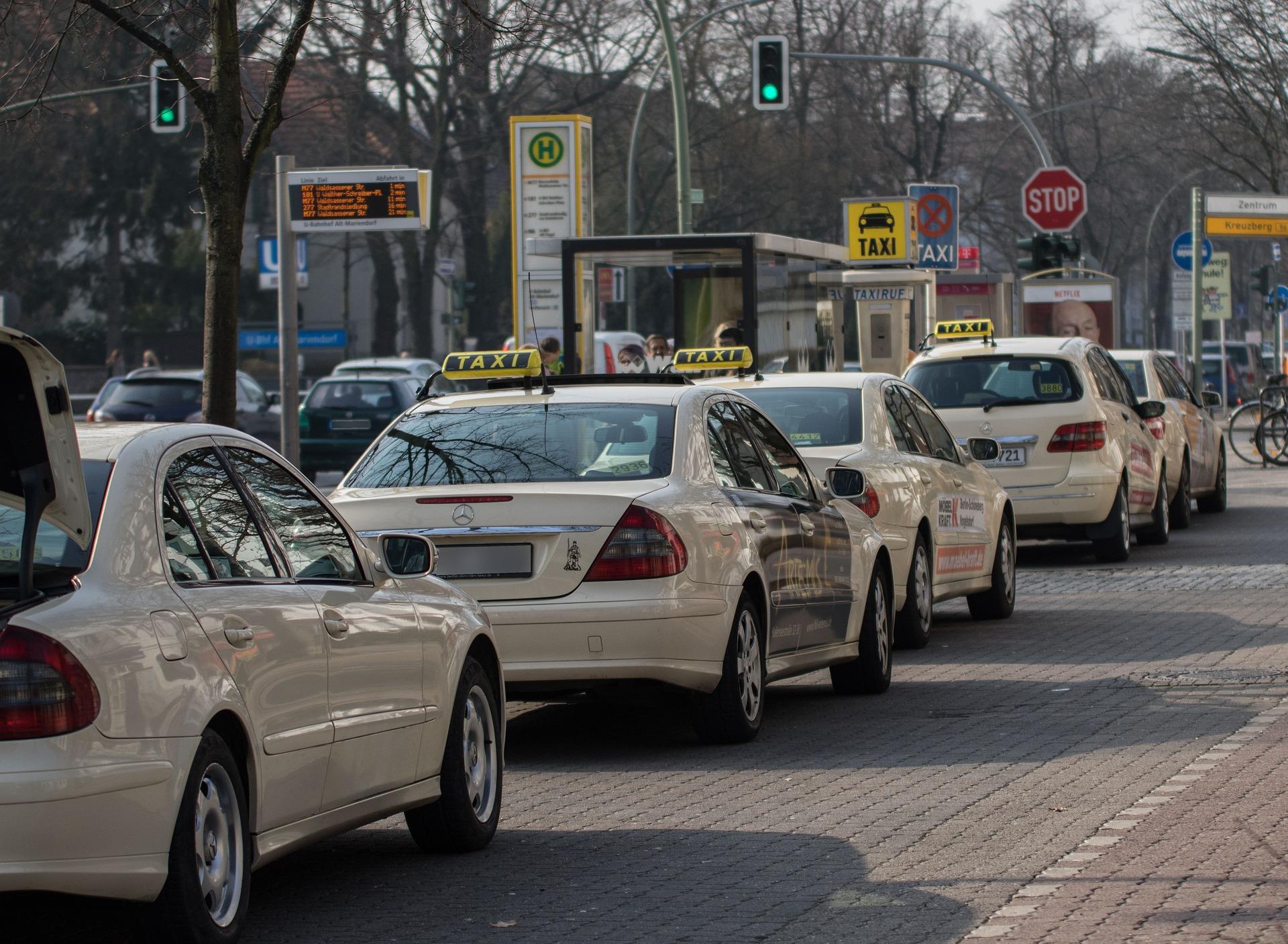Taxihalte - Alt Mariendorf