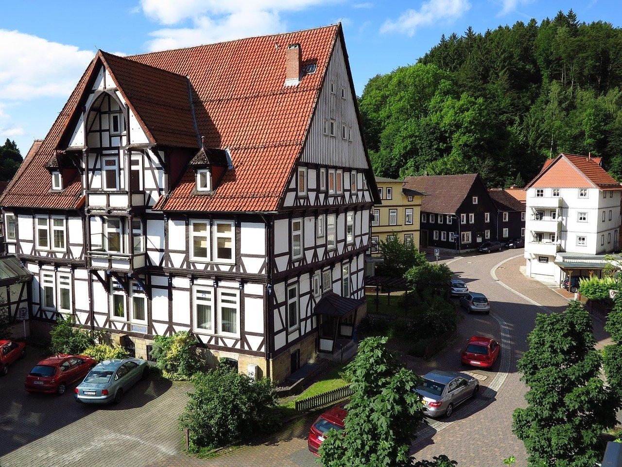 Der Harz - grüne Idylle in Niedersachsen