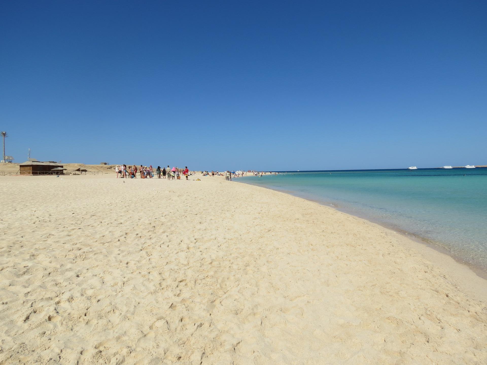 Strand - Hurghada