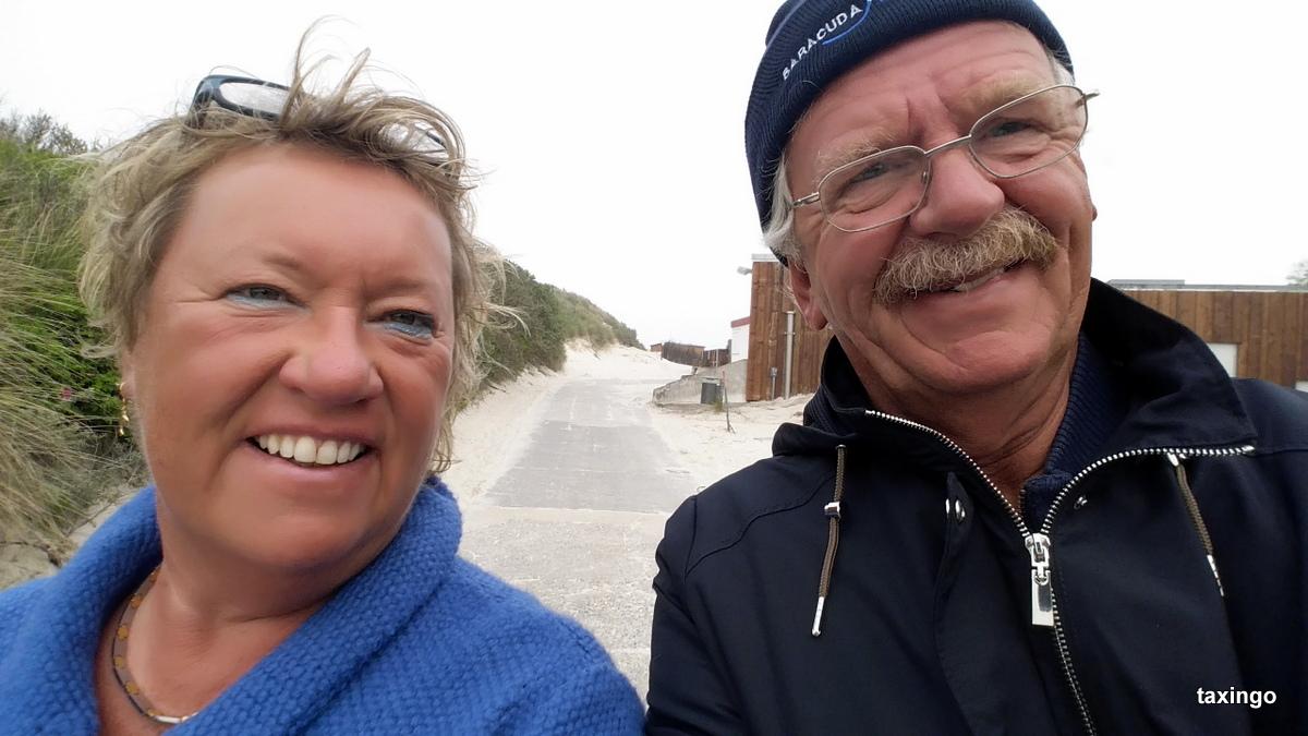 Babsy und Ingo - Rentner in Helgoland